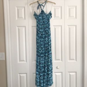 Dresses & Skirts - Blue maxi dress